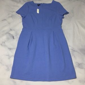 Talbots Periwinkle Dress
